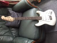 Squier Stratocaster Electric Guitar