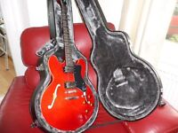EPIPHONE DOT ES (GIBSON 335) SEMI HOLLOW-BODY ELECTRIC GUITAR