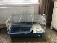 Ferplast 80 indoor pet cage guniea pig