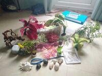 Fishtank accessories