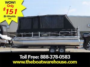 2017 Lowe Boats SS210 Mercury 150HP Trailer Full Enclosure Tri-.