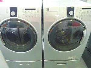 13-  Laveuse Sécheuse Frontales KENMORE AST Frontload Washer Dryer