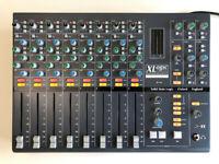 SSL X-Desk mixing console As new