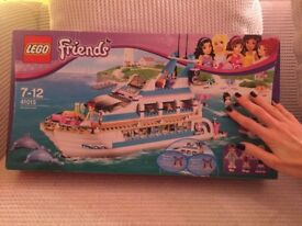 Lego Friends Cruise Ship. New in box.