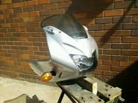 Honda Hornet 600 fairing, headlight and brackets