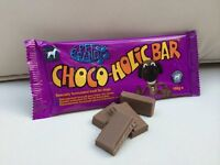 Doggy Chocolate Bars, 6 for £5. Treats that are safe for dogs to eat, each bar is 100g