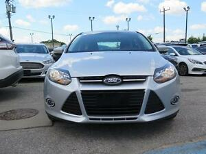2014 Ford Focus Titanium Navigation, Sunroof, Leather, Alloys, H