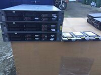 Hp Proliant DL380 G4 Server
