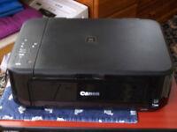 Canon MG3650 Pixma All-in-one Printer
