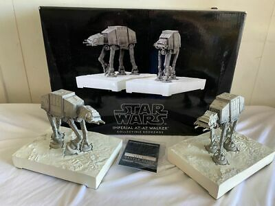 Star Wars Imperial At-At Walker Collectible Bookends by Gentle Giant Ltd