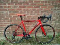 Cube cyclocross Ultegra hydraulic disc cross race