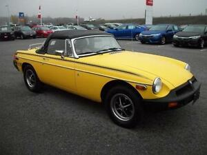 1977 MG MGB MGB/RARE FIND IN GREAT CONDTION FOR THE YEAR!!!! Kawartha Lakes Peterborough Area image 3