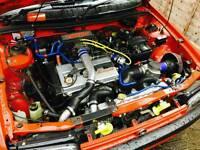 Mazda 323 gtx 1.6 turbo