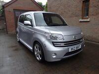 08 Daihatsu Materia Only 38k Miles £2995