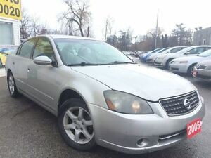 2005 Nissan Altima 2.5 S / AUTOLOADED / ALLOYS