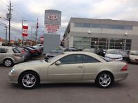 2003 Mercedes-Benz CL-Class 5.0L //  Compare this price! // DRIV