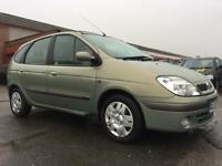 RENAULT MEGANE SCENIC AUTO MPV **AUTOMATIC** LOW MILEAGE / WITH MOT... READY TO GO!