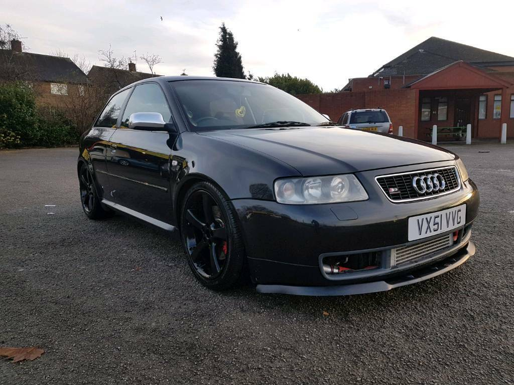 audi s3 8l modified 270bhp in top valley. Black Bedroom Furniture Sets. Home Design Ideas