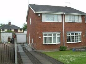 2 bedroom house in Tarporley Grove, Stoke-On-Trent, ST4 (2 bed)