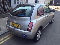 NISSAN MICRA 1.2S AUTOMATIC IN EXCELLENT CONDITION LOW MILEAGE VERY GOOD RUNNER! EXCELLENT GEARBOX!