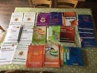 Books from year 7-11