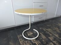 VINTAGE 1960-70S ROUND SIDE TABLE