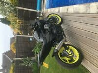 One Off Kawasaki Z800 Carbon Special (Swop Ducati See Advert)