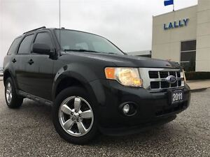 2011 Ford Escape XLT 3.0L V6 Leather Moonroof