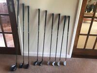 Women's Callaway XR golf club set (2-3yrs old)