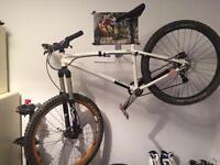 "Custom 26"" 4x Bike And Parts Downhill Mountain Bike"