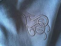 Sik Silk tracksuit bottoms size L