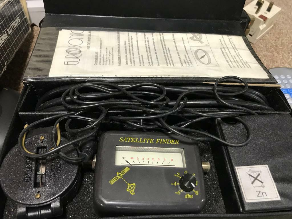Satellite Finder Kit
