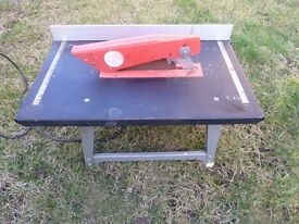 Draper table saw 205mm