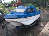 Fishing boat 15ft