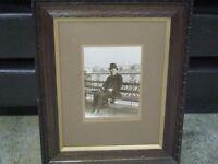 One of England's Gentlemen framed photograph