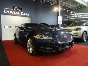 2015 Jaguar XJ XJL PORTFOLIO / NAVIGATION / MESSAGE SEATS