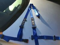 TRS 3 point harnesses