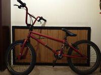 "Diamondback Option 20"" BMX Bike plus accessories. / Inverclyde"