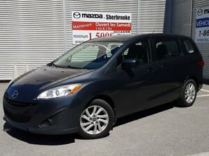 2013 Mazda Mazda5 GS 69267KM AUTOMATIQUE GROUPE CONVENIENCE