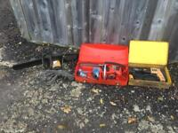 Garage Clearance - Chainsaw Tools - Job Lot