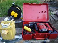 Hilti professional TE22 SDS 110volt Drill