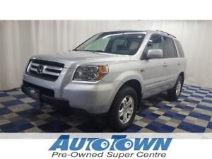 2008 Honda Pilot LX AWD/ACCIDENT FREE/ONE OWNER