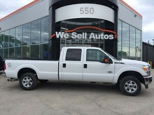 2016 Ford F-250 Diesel 6.7L XLT CREW CAB 4x4 *8 Foot Bed *V8 *SY