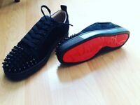 Brand new christian louboutin shoes available in size 8