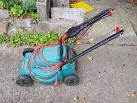 Bosch Rotak 320 Lawnmower, fine condition