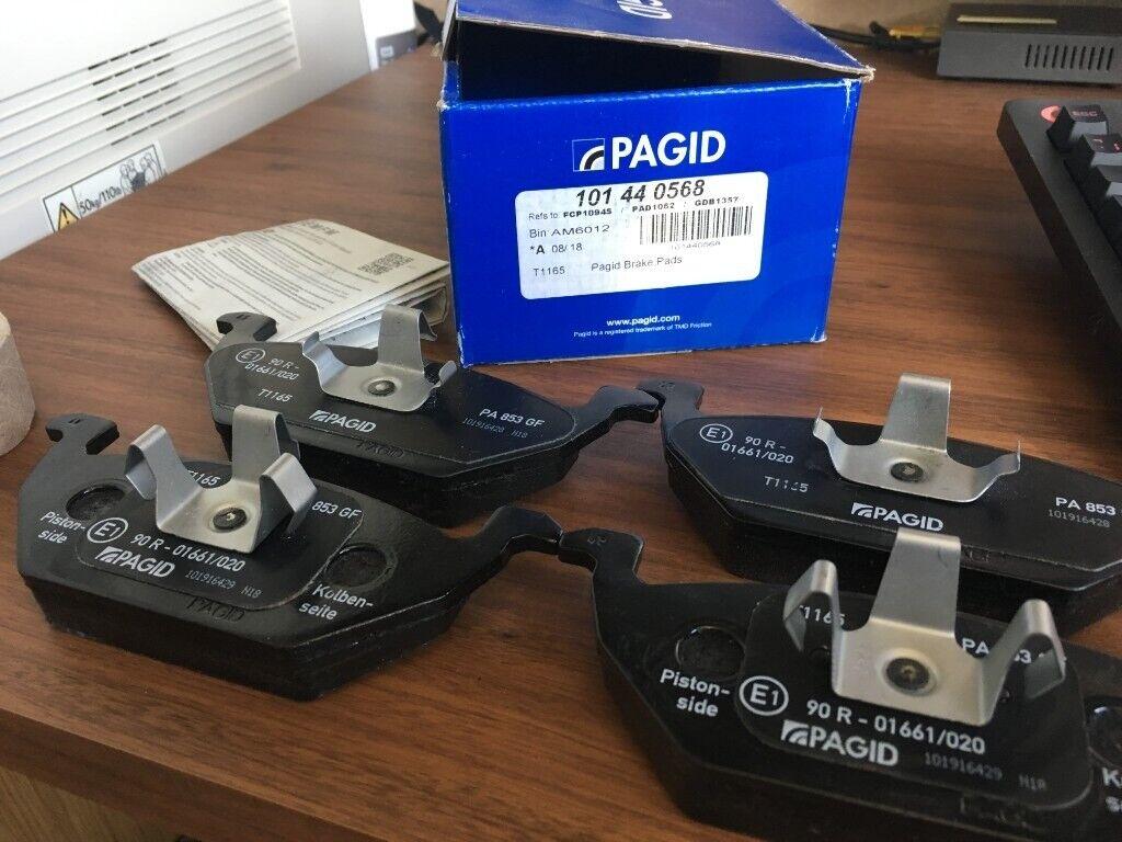 New Pagid brake pads Audi A1, T1165/PA853GF/101440568 | in Harwich, Essex |  Gumtree