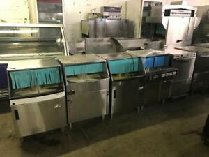 Moyer Diebel Glasswashers ( latest models ! ) like new , shipping avaiable with in Canada 50%off!! $3395 !