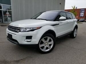 2015 Land Rover Range Rover Evoque PURE PLUS NAVIGATION CAMERA