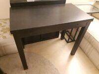 IKEA Extendable Black Dining Table NORTH LONDON COLLECTION