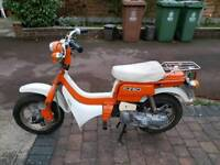 Suzuki fz50 rare classic moped 50